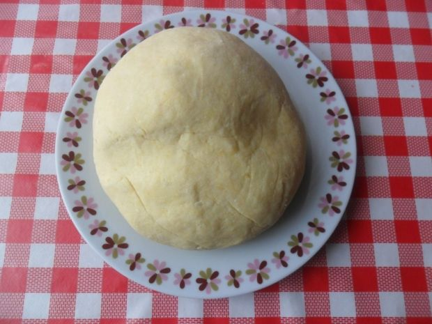 Ciasto kruche z jabłkowo-różanym musem