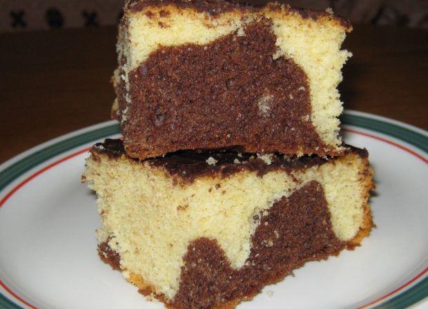 Ciasto łaciate  na oleju