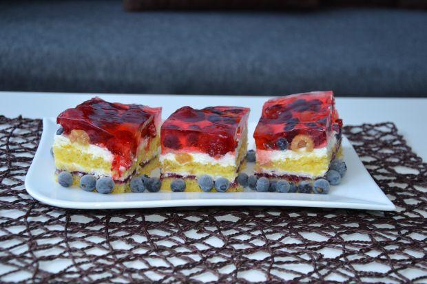 Ciasto Leśny sad