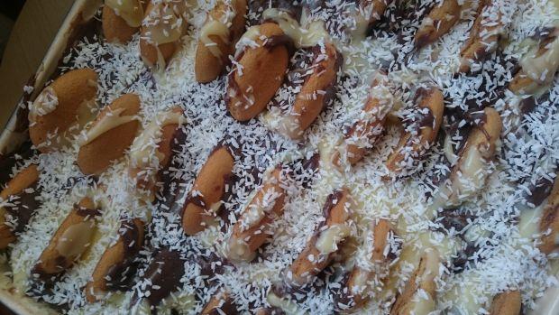 Ciasto lodowa góra kokosowa