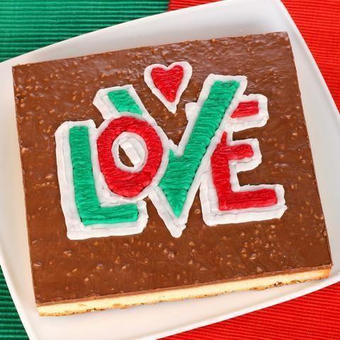 Ciasto Love
