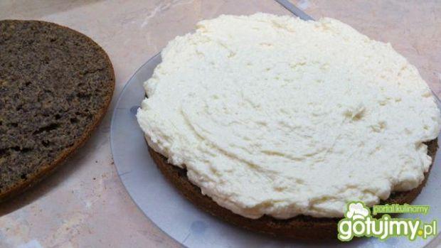 Ciasto makowe z kremem
