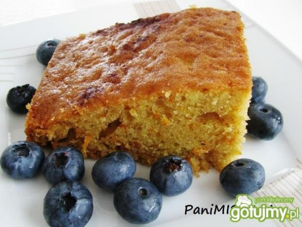 Ciasto marchewkowe bez proszku