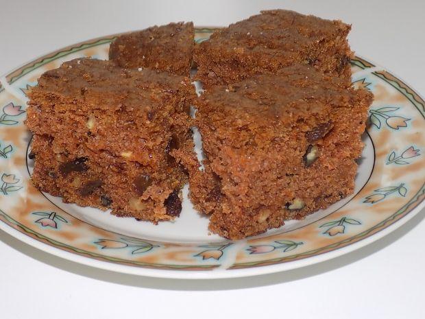 Ciasto marchewkowe błyskawiczne