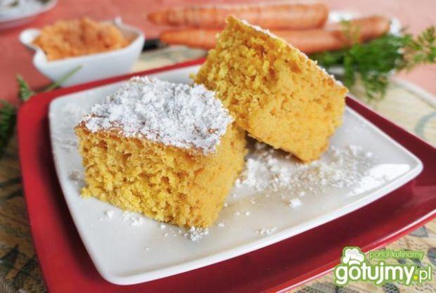 Ciasto marchewkowe drożdżowe