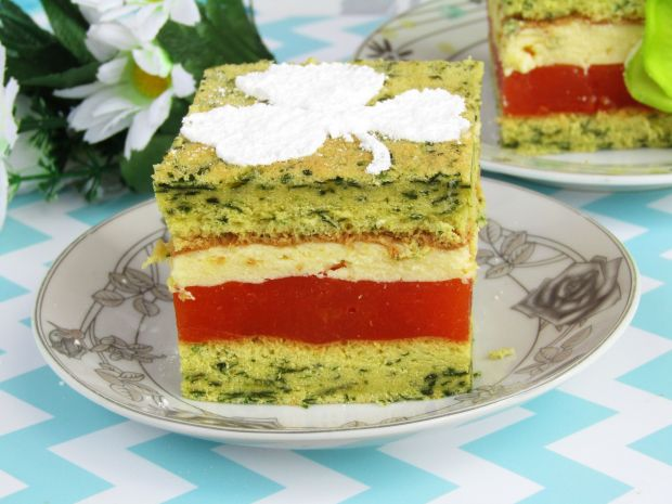 Ciasto Marchewkowe Pole