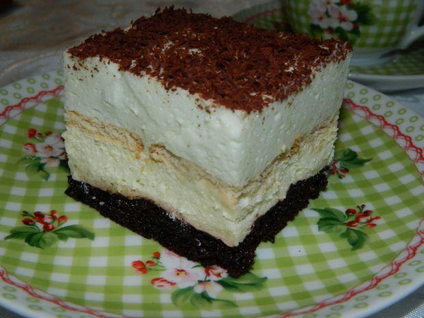 Ciasto Miętusek