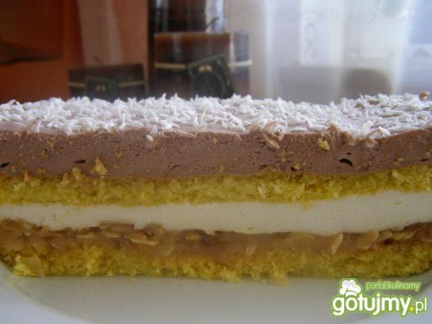 Ciasto migdałowe 5