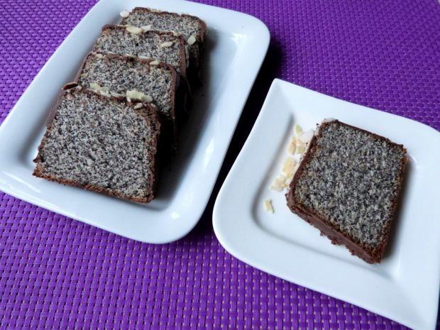 Ciasto migdałowo-makowe