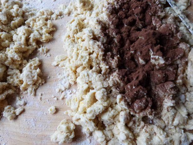 Ciasto miodowo-kakaowe