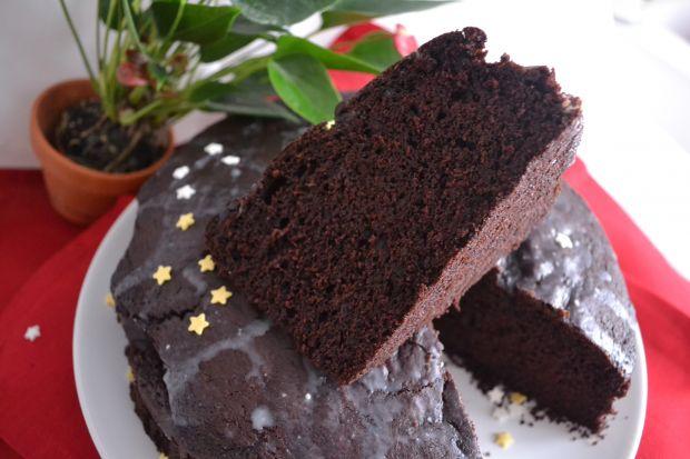 Ciasto mocno czekoladowe :Missisipi mud cake