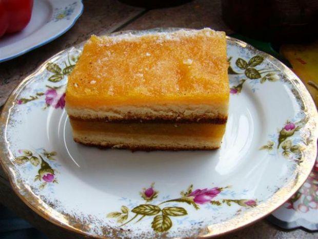 Ciasto morelowe