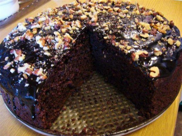 Ciasto murzynek z piernikową nutką