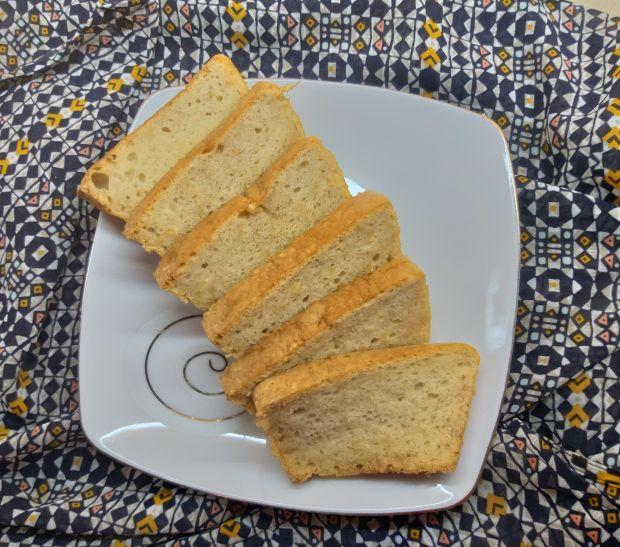 Ciasto na białkach z migdałami