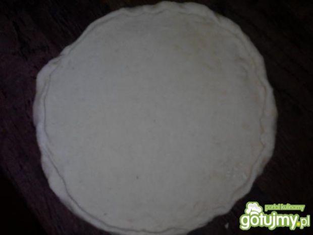 Ciasto na kruchą i cienką pizzę