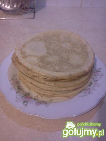 Ciasto na puszyste naleśniki