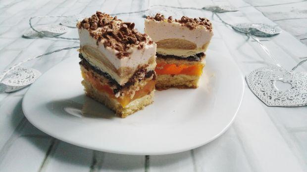 Ciasto Nutella