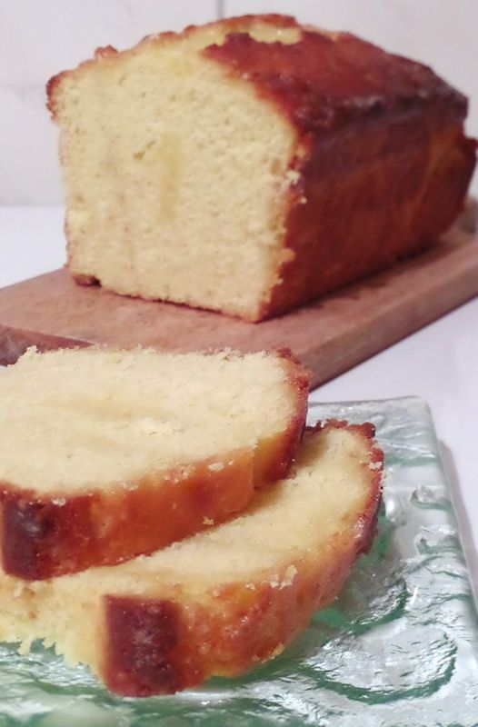 Ciasto obłędnie cytrynowe