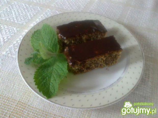 Ciasto otrębowe wg Megg