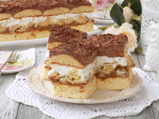 Ciasto ,,Puszek '' siostry Anastazji