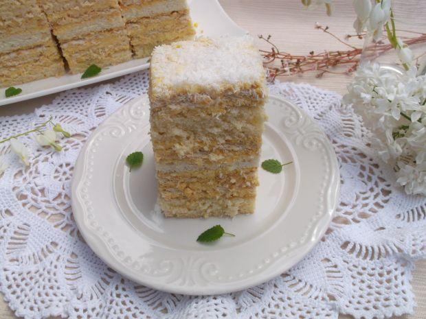 Ciasto ,, Rafaello ''