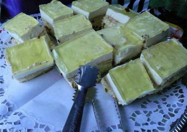 Ciasto rajskie mleczko cytrynowe