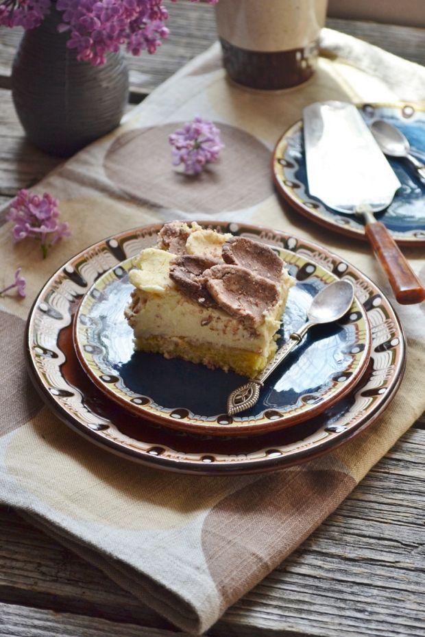Ciasto Rybie łuski
