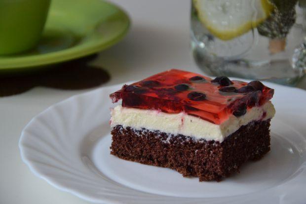 Ciasto Słodka borówka