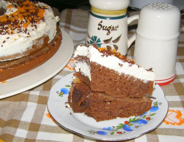 Ciasto ucierane marchewkowe