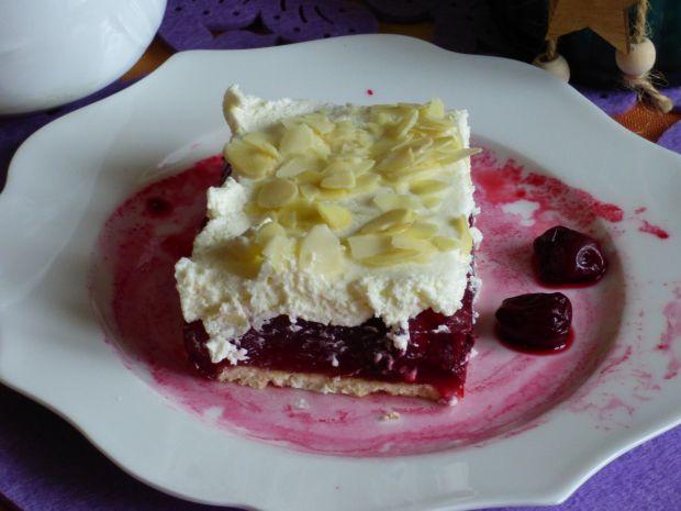 Ciasto Wiśniowa chmurka