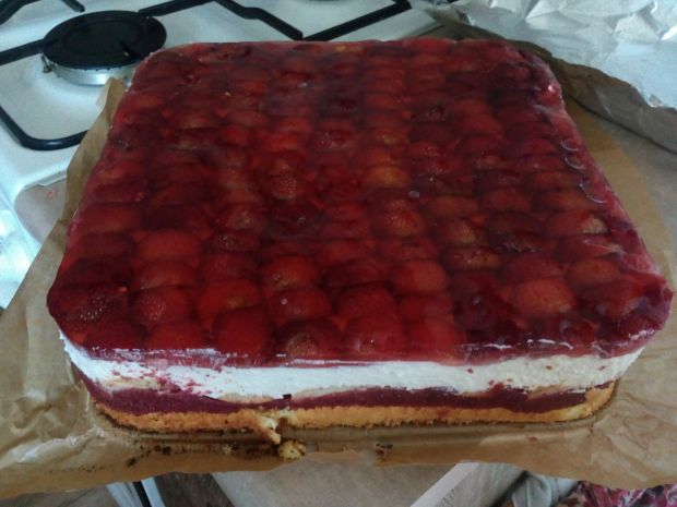 Ciasto wspomnienie lata