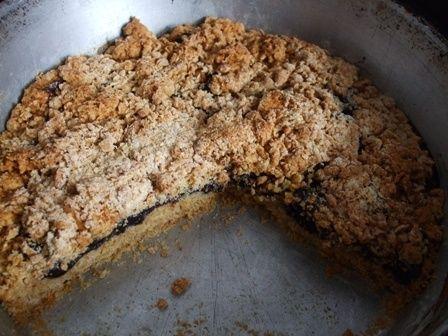 Ciasto z Awokadellą