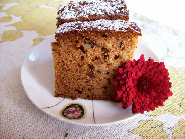 Ciasto z cukini