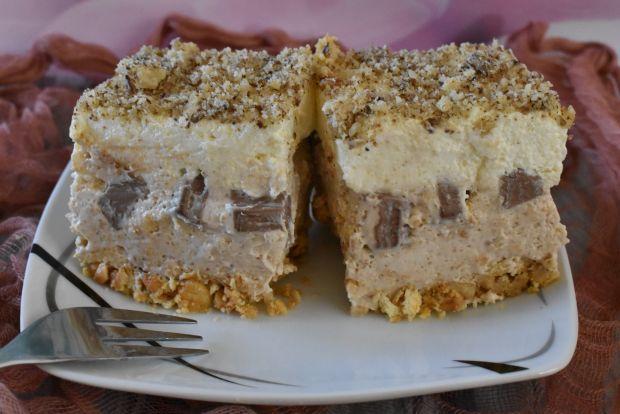 Ciasto z czekoladową Nutką