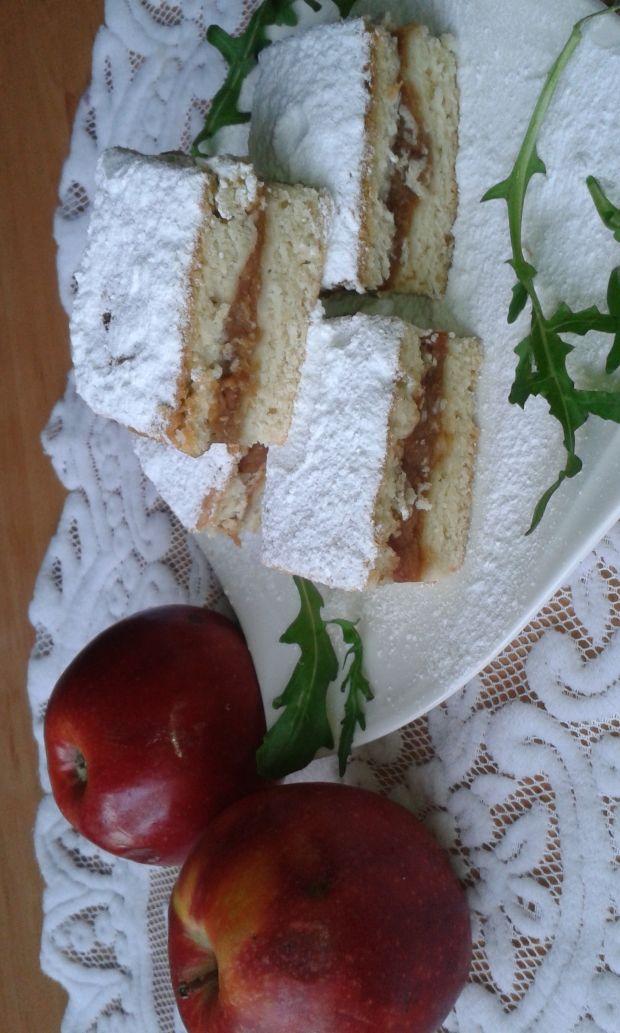 Ciasto z jabłkami