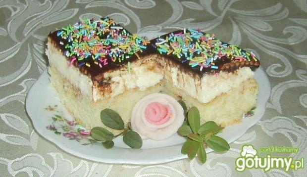 Ciasto z kaszą manną wg beatkaa153