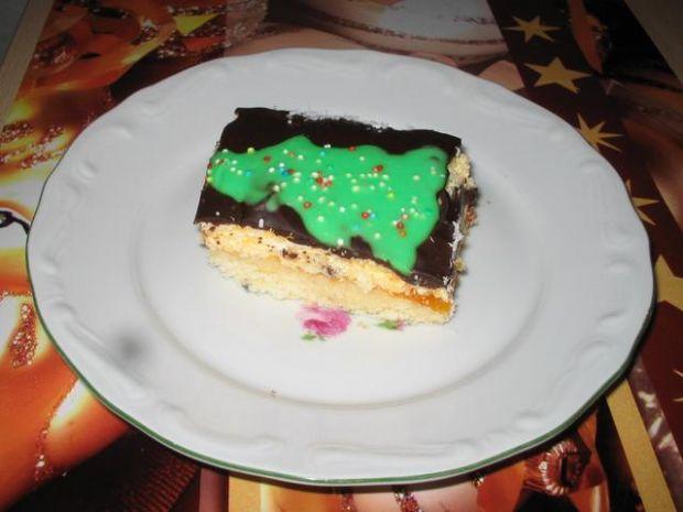 Ciasto z kremem adwokatowym