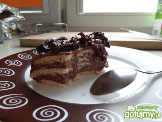 Ciasto z kukułkami i kaszą manną