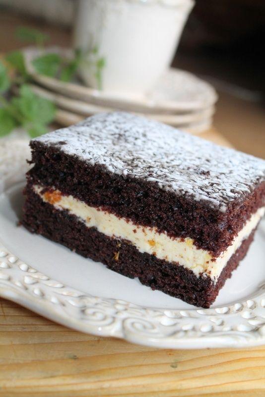 Ciasto z kwaśnego mleka rodem z PRL