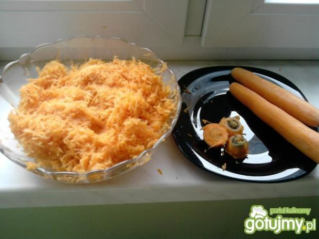 Ciasto z marchewką