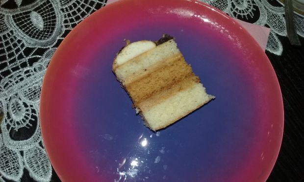 Ciasto z masą cappuccino