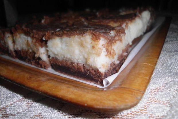 Ciasto z masą kokosową