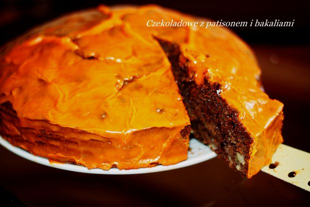 Ciasto z patiosna i bakali