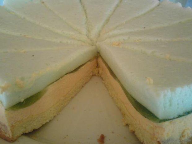 Ciasto z pianką