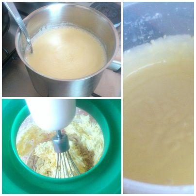 Ciasto z ptasim mleczkiem (kokosowe)