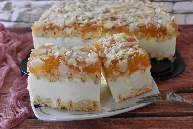 Ciasto z serków Danio