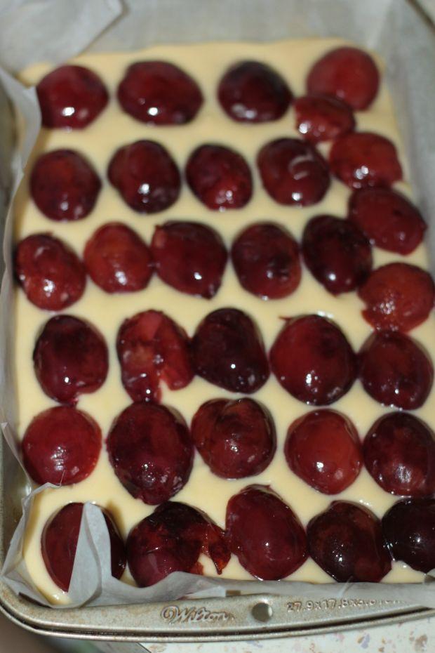 Ciasto ze śliwkami  bez glutenu