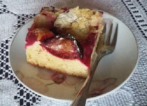 ciasto ze śliwkami i nie tylko