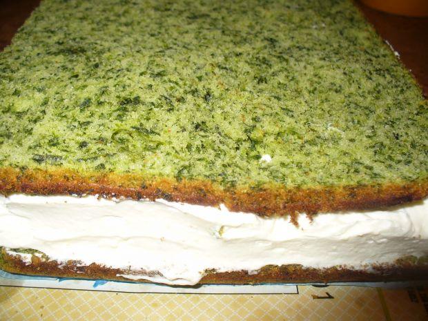 Ciasto ze szpinakiem