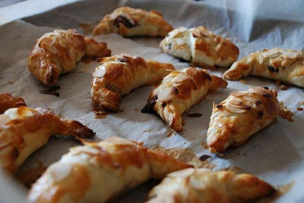 Croissants Nutellowe